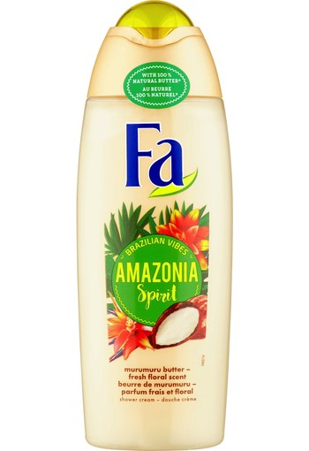 Fa Amazonia Spirit Showergel 250 ml