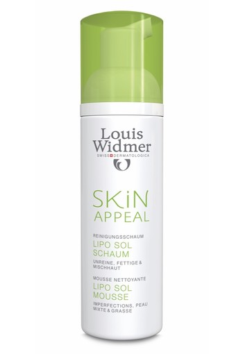 Louis Widmer Skin Appeal Lipo Sol Mousse 150 ml