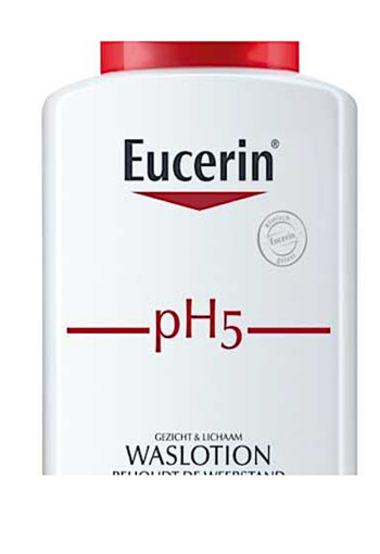 Eucerin pH5 Waslotion zeepvrije formule 200 ml