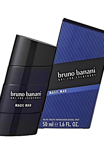 Bruno Banani Magic Man Eau de Toilette 50 ml