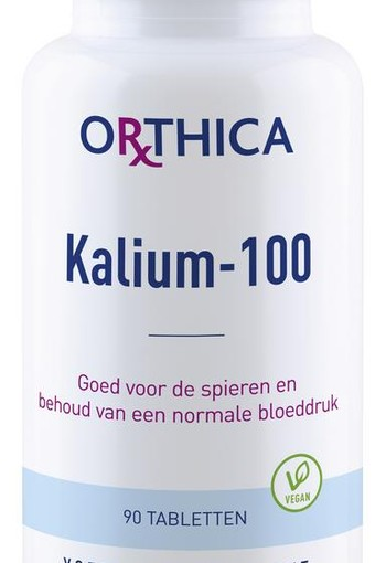 Orthica Kalium 100 (90 tabletten)