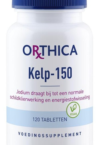 Orthica Kelp 150 (120 tabletten)