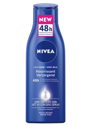 NIVEA VERZORGENDE BODY MILK 250 ML