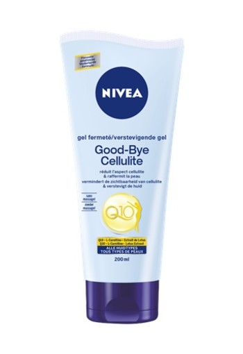 NIVEA Q10 Plus Goodbye Cellulite Gel 200 ML