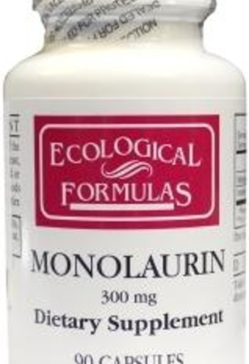 Ecological Form Monolaurine 300 mg (90 capsules)