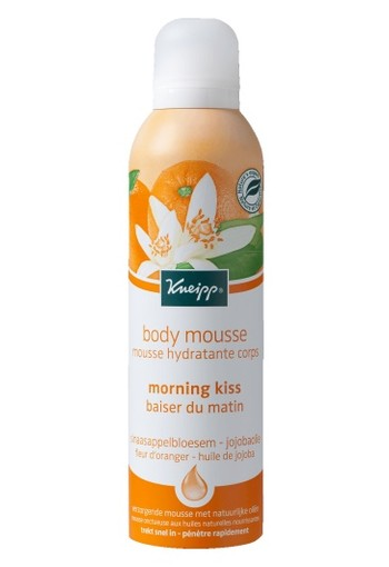 Kneipp Body Mousse Morning Kiss 200 ml