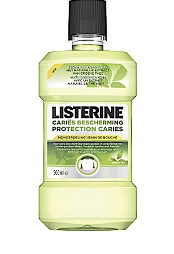 Listerine Cariës Bescherming/ protection caries