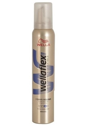 Wella Flex Mousse 2nd Day Volume Extra Sterk 200ml