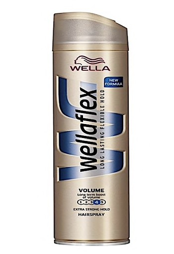 Wella Wellaflex Volume Extra Strong Hold Haarspray 250ml