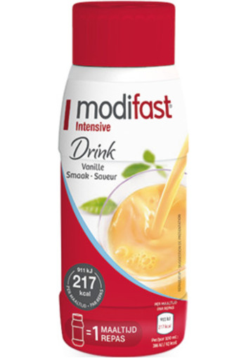 Modifast Intensive Drink Vanille 236ml