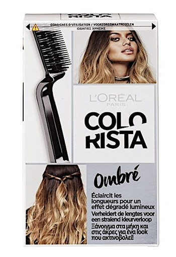 Loreal Colorista ombre effect 2 brunette (1 set)