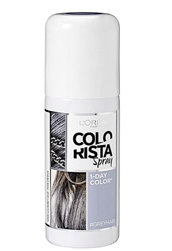 L'Oréal Paris Colorista Spray Greyhair Haarkleuring