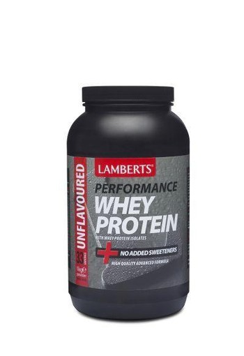 Lamberts Whey protein unflavoured (1 kilogram)