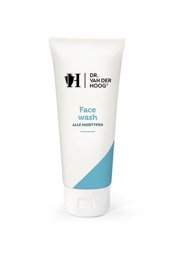 Dr vd Hoog Face wash tube (100 ml)