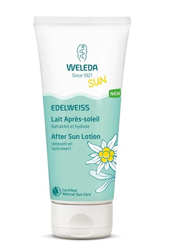 Weleda Edelweiss aftersun lotion 200 ml