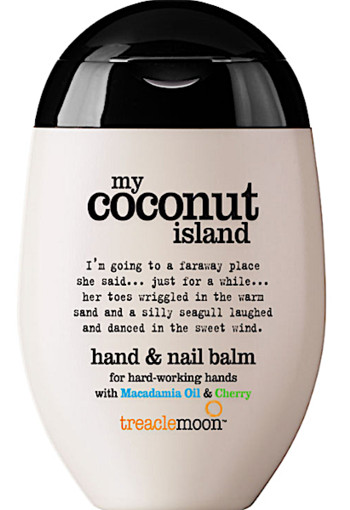 Tre­a­cle­moon Hand­crè­me my co­conut is­land  75 ml