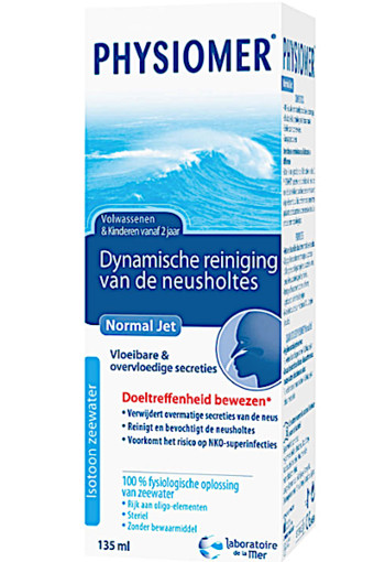 Phy­sio­mer Nor­mal jet 135 ml