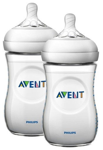 Avent | Philips Avent Natural Fles Duo 260 ML