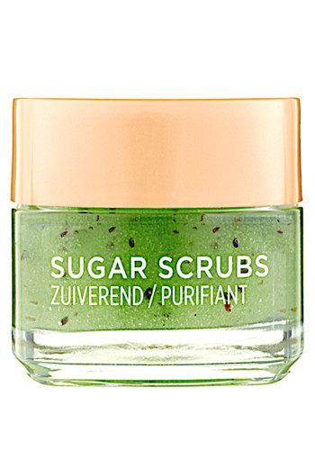 L'Oréal Paris Zuiverende Sugar Scrubs 50 ml