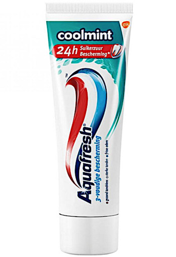 Aquafresh Tandpasta coolmint (75 ml)