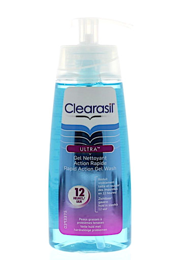 Clearasil Ultra gel wash (200 ml)