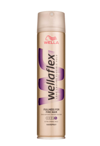 Wella Flex hairspray fullness ultra strong (250 ml)
