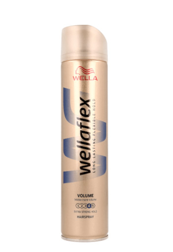 Wella Flex hairspray volume boost extra strong (250 ml)