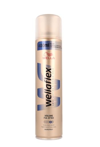 Wella Flex hairspray volume boost extra strong (400 ml)