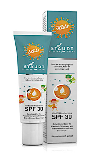 Staudt Littekencrème Kids SPF30 40 ml
