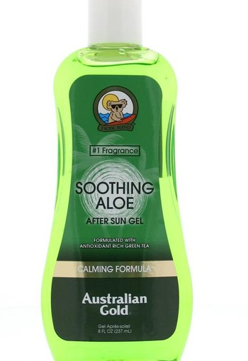Australian Gold Aftersun soothing aloe (237 ml)