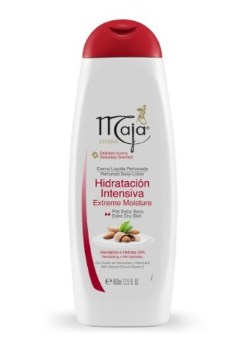 Maja Body lotion droge huid (400 ml)