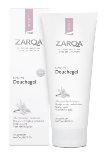 Zarqa Body douchegel sensitive (200 ml)
