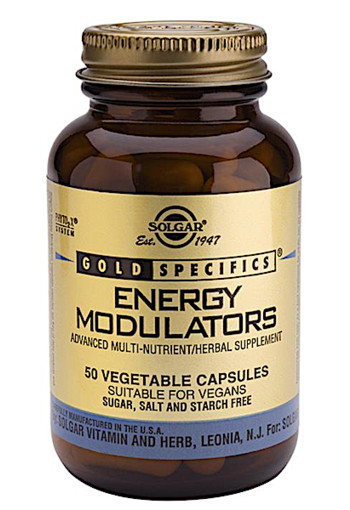 Solgar Vitamins Energy Modulators (60 capsules)