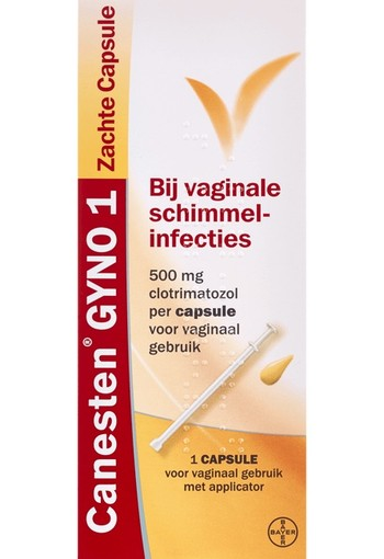 Canesten Gyno 1-daags tablet (1 tablet)