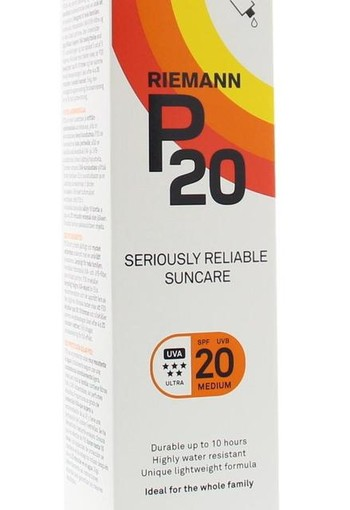 P20 Once a day lotion SPF20 (100 ml)
