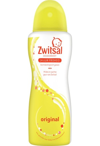 Zwitsal Deodorant Spray Original 100 ml