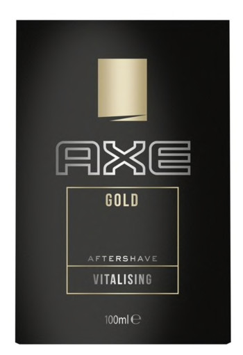 AXE Aftershave gold (150 ml)