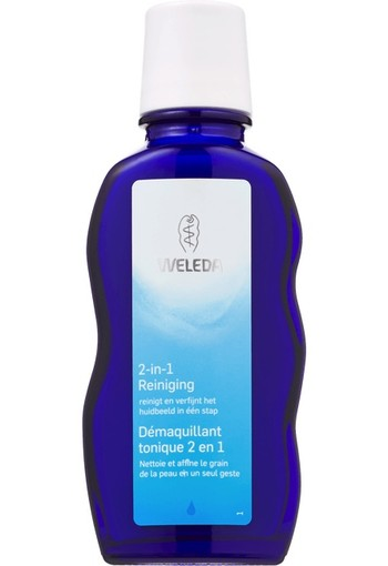Weleda 2 in1 Reiniging 100ml