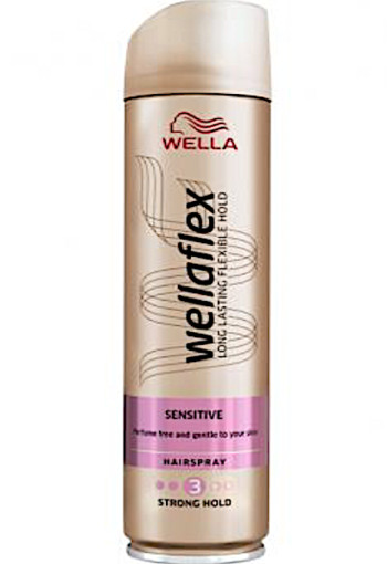 Wellaflex Sensitive Hairspray 250ml