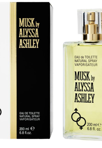 Alyssa Ashley Musk eau de toilette limited edition (200 ml)
