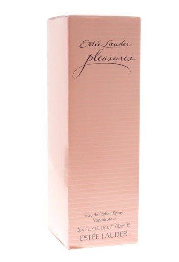 Estee Lauder Pleasures eau de parfum vapo female (100 ml)
