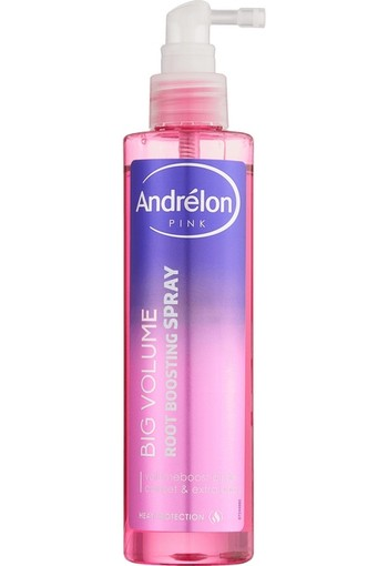 Andrelon Pink root boosting spray get the volume 200 ml