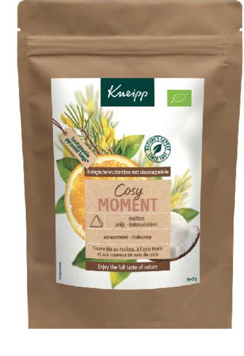 Kneipp Kruidenthee cosy moment bio (30 gram)