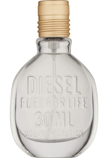 Diesel Fuel for Life Pour Homme Eau De Toilette Spray 30 ml