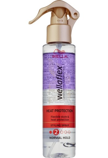 Wella Wellaflex Heat Protection Spray Normal Hold level 2 -150 ml