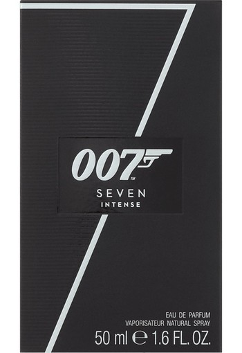 James Bond Seven Intense Eau De Parfum 50 ml