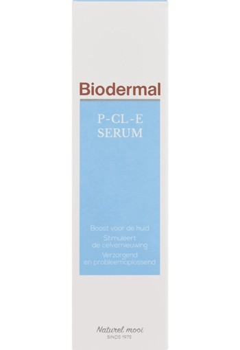 Biodermal P-CL-E serum - Intensieve verzorging 30 ml