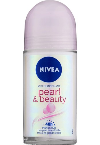 Nivea Deodorant roller pearl & beauty (50 ml)