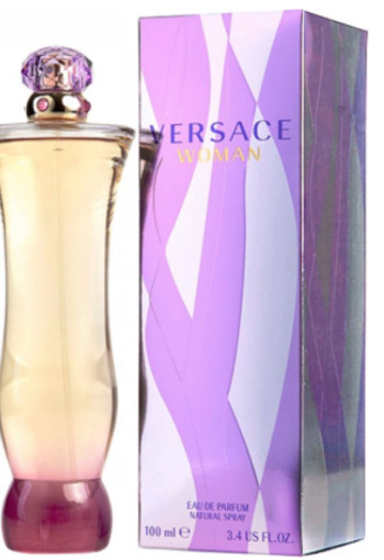 Versace Woman 100 ml - Eau de parfum - Damesparfum