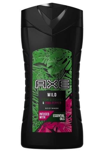 Axe Wild Fresh Bergamot & Pink Pepper Douchegel 250 ml